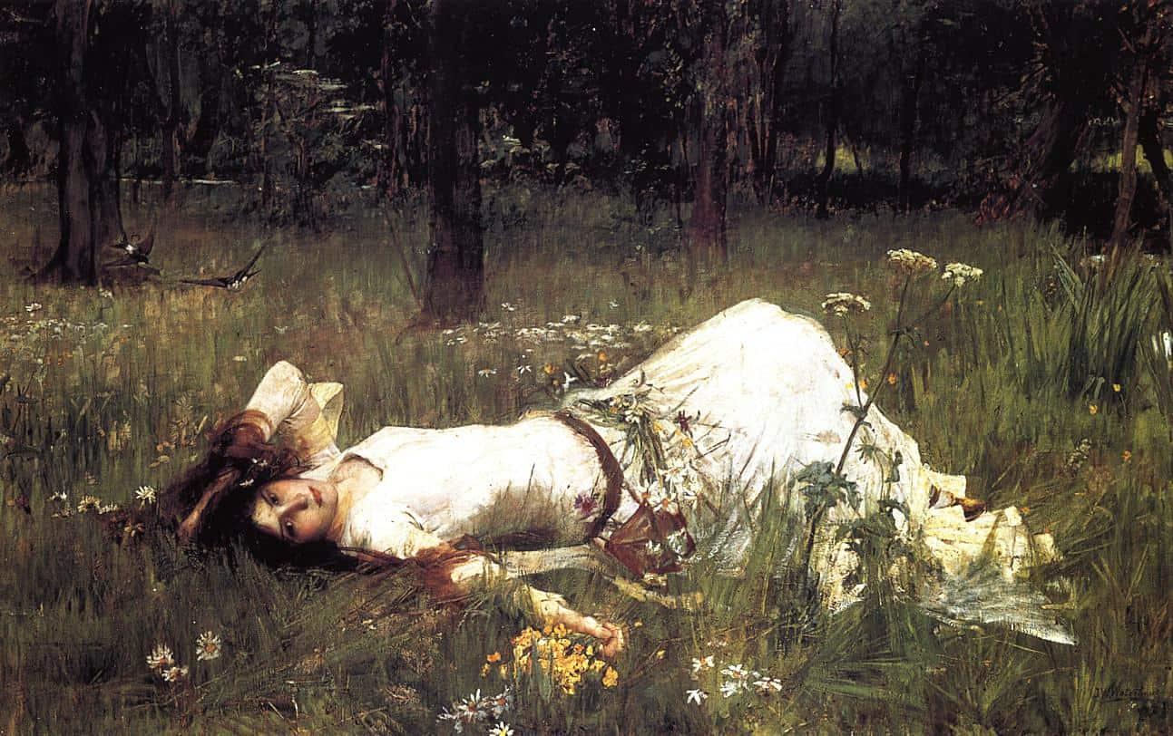耽美」とは何か?耽美主義芸術の宝庫であるイギリスの画家も紹介 ...