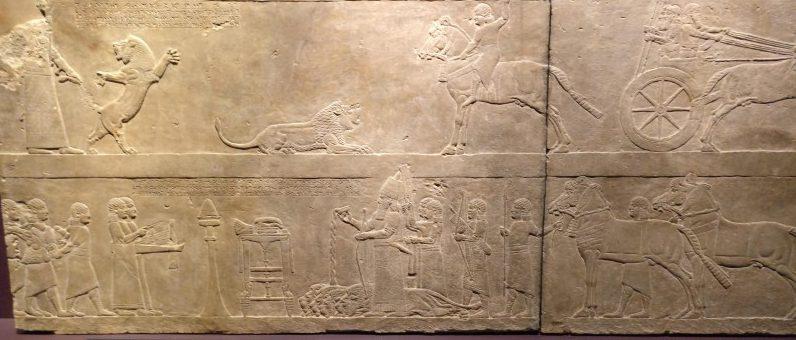 大英博物館:古代の大帝国アッシリアと偉大な王の特別展「I am ...