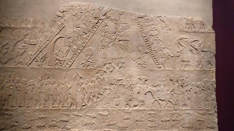 大英博物館:古代の大帝国アッシリアと偉大な王の特別展「I am Ashurbanipal」